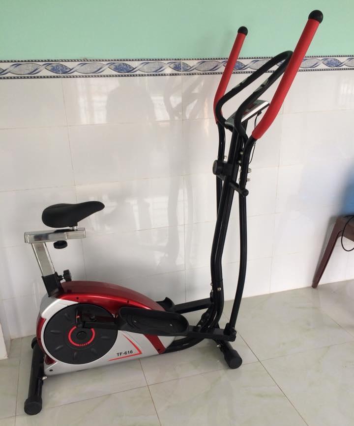 Hình ảnh xe đạp tập thể dục toàn thân