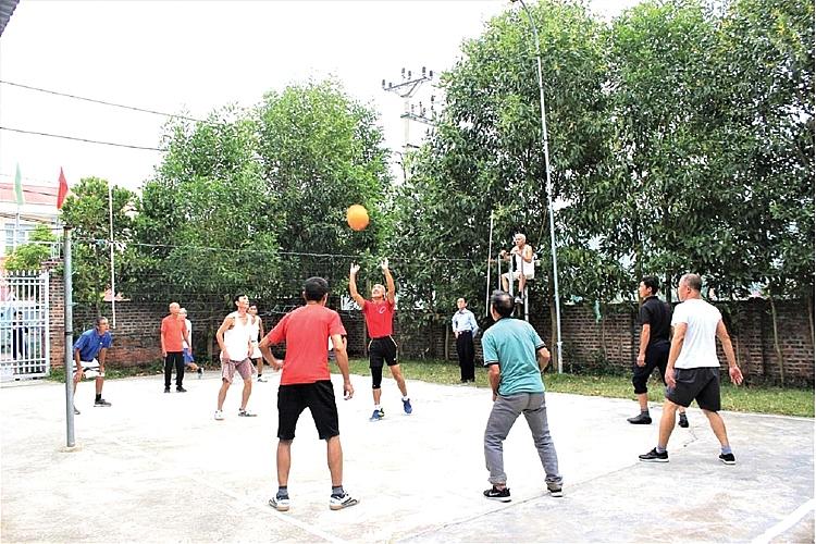 Chơi bóng chuyền có lợi cho tim mạch