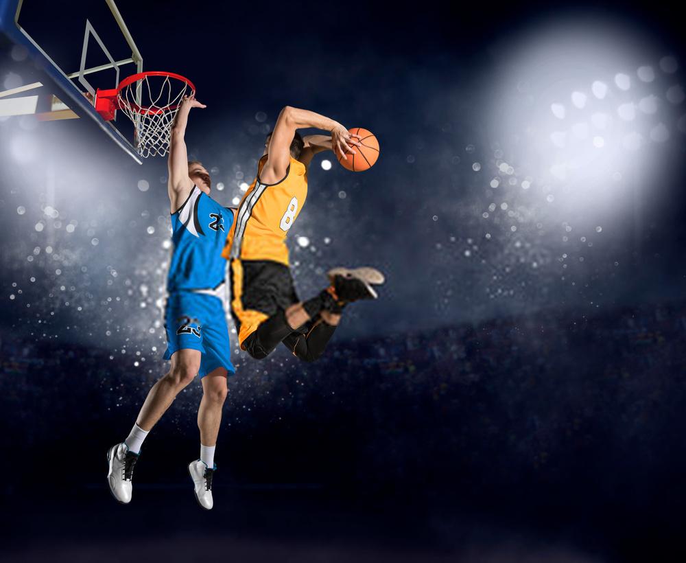 Chơi bóng rổ cải thiện hệ cơ xương
