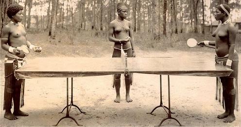 Bóng bàn đã phát triển từ ngày rất xa xưa cho đến nay