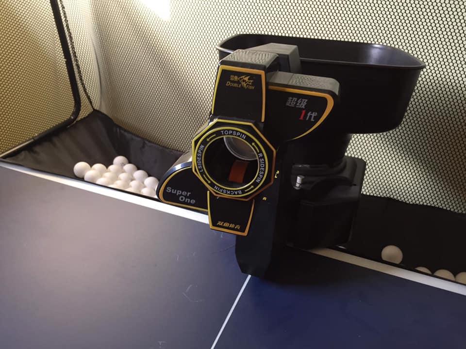 Máy bắn bóng bàn Super One