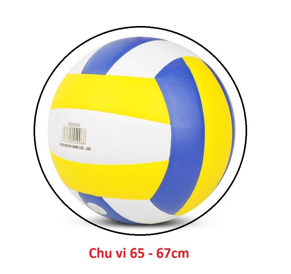 Kích thước quả bóng chuyền