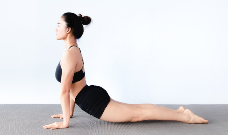 Bài tập rắn hổ mang giúp tăng chiều cao