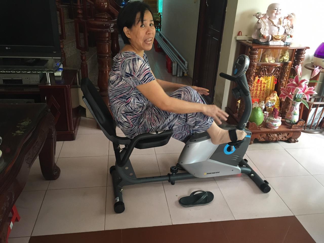 Xe đạp phục hồi chức năng BC51023
