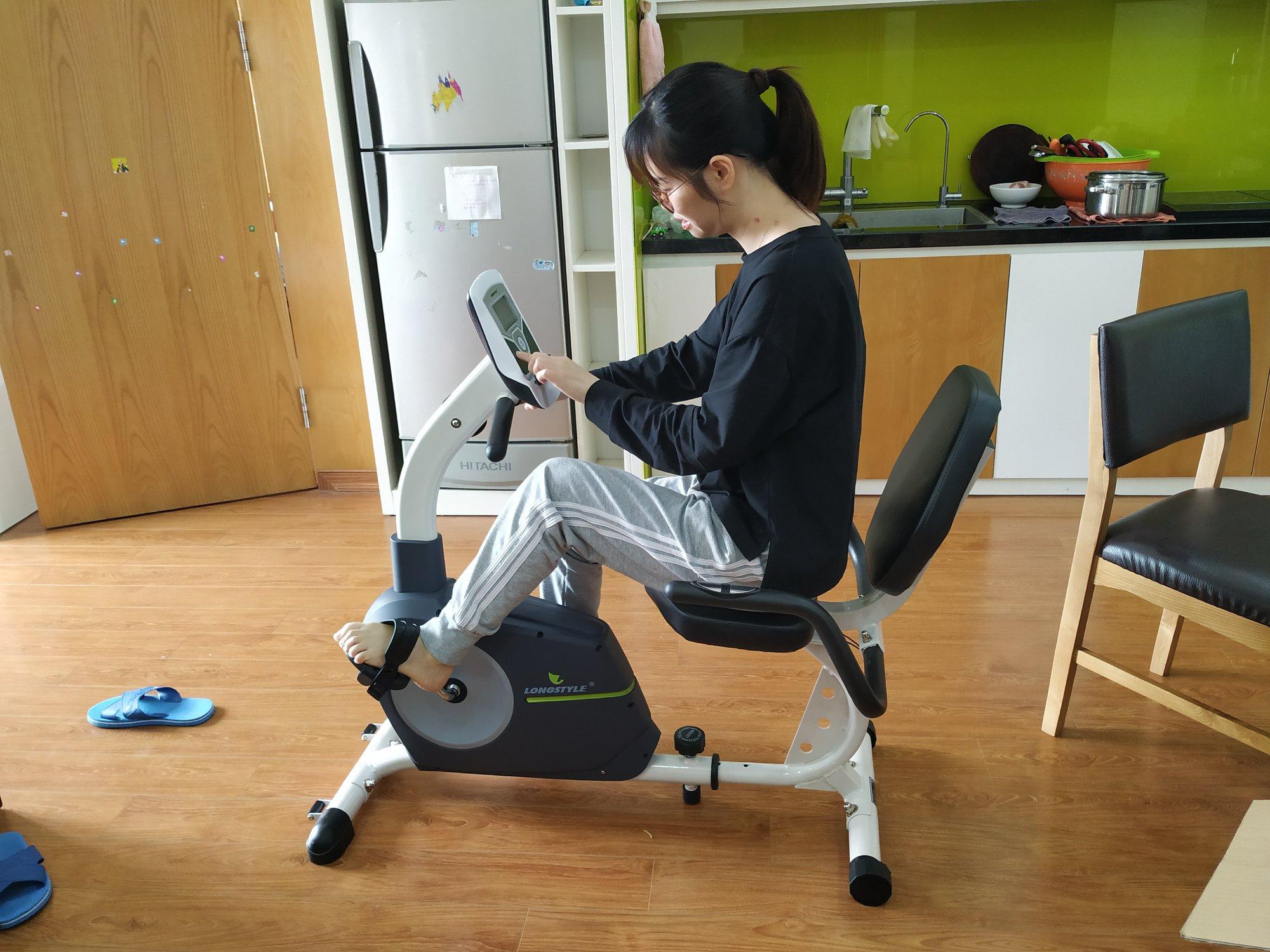 Xe đạp tập phục hồi chức năng BC-66013