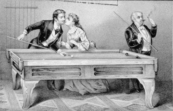 rò chơi này trở nên phổ biến trong các giới hoàng gia