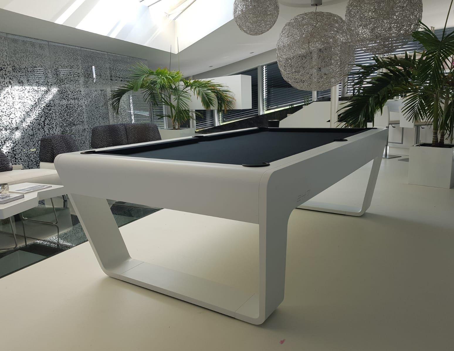 Bàn bida Porsche's 24/7 billiard table