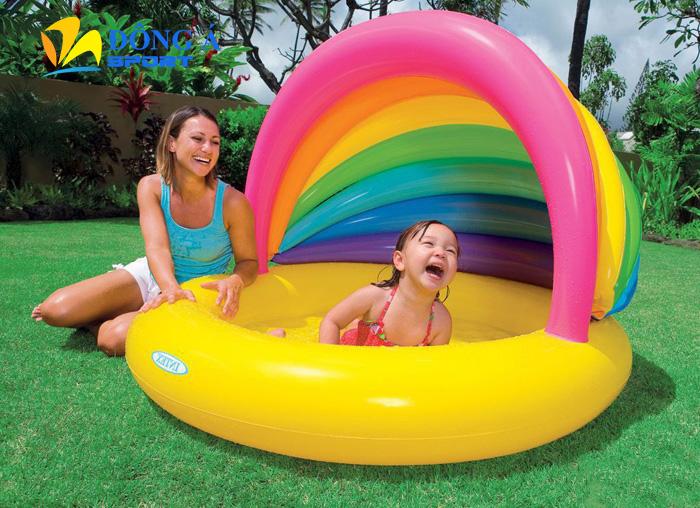 Bể bơi phao mái che INTEX 57420