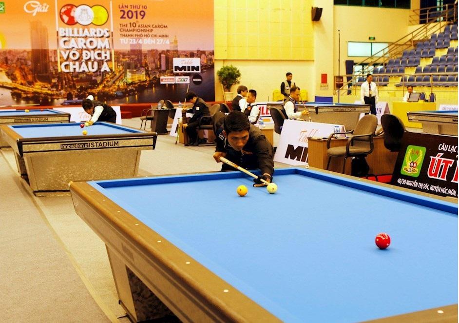 Giải vô địch billiards carom Châu Á