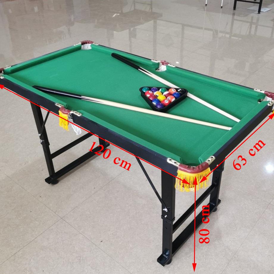 Kích thước bàn bida mini 1m2