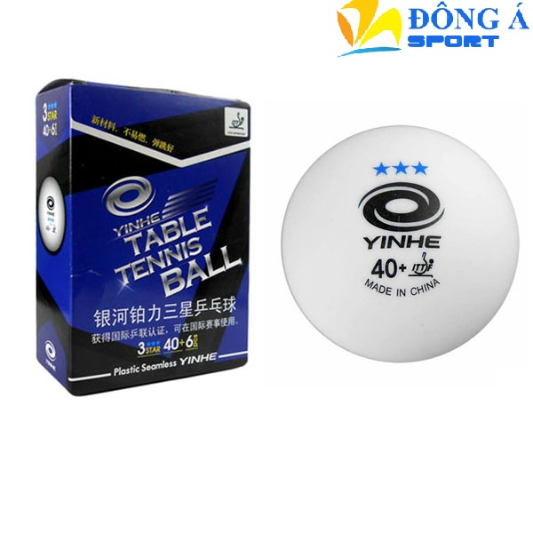 Quả bóng bàn Yinhe 40+