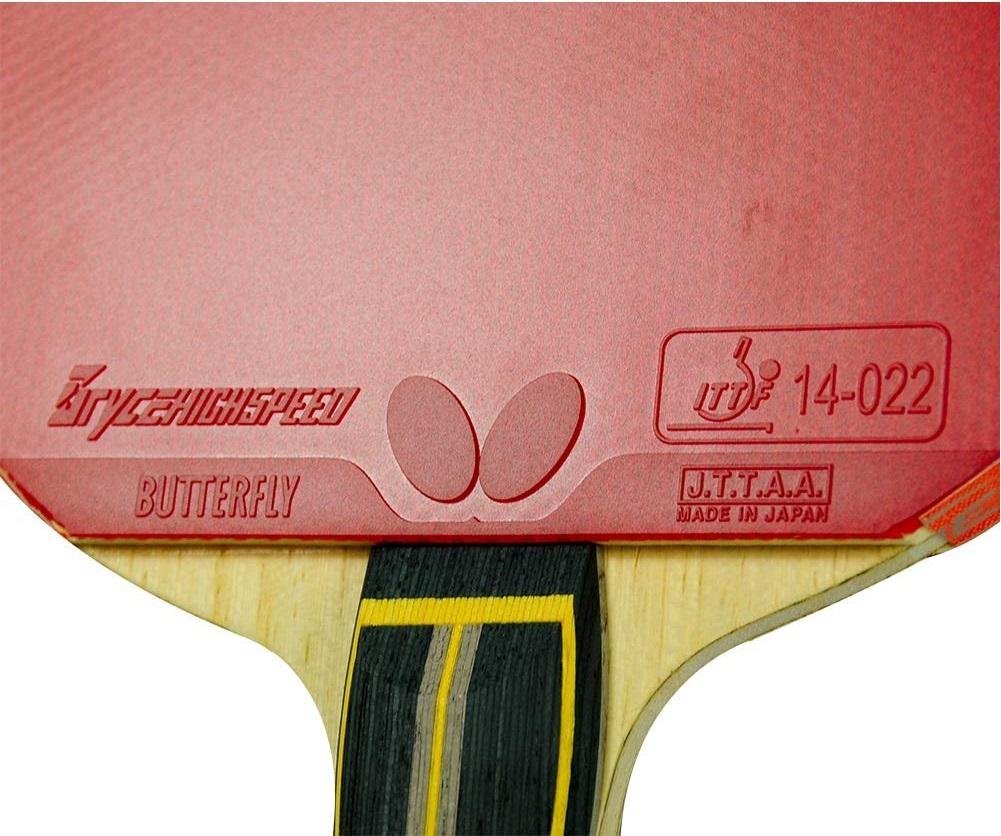 Mặt vợt Butterfly Zhang Jike Pro-line Super ZLC