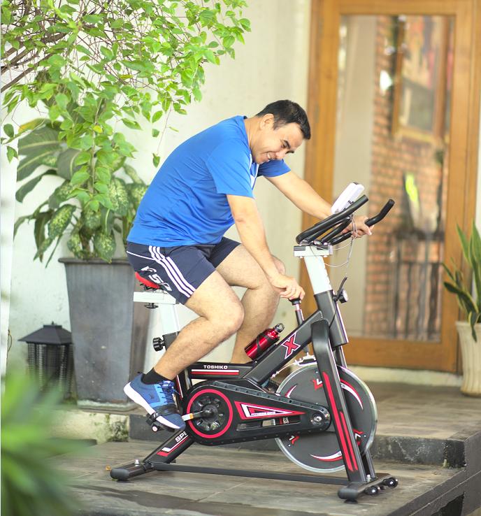Người tập cần lựa chọn và điều chỉnh các mức độ tập luyện phù hợp với thể trạng sức khỏe