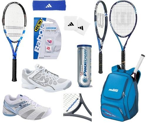 Dụng cụ chơi tennis