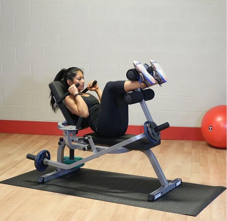 Ghế tập bụng là dụng cụ tập luyện được nhiều người ưa chuộng