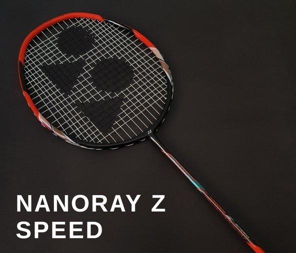 Vợt đánh Nanoray Z Speed