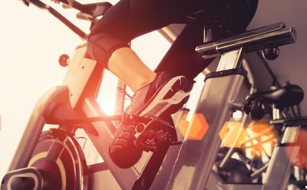 Xe đạp tập gym cần có động cơ mạnh mẽ, bền bỉ